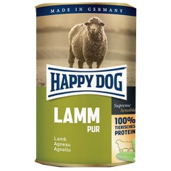 Happy Dog konzerva Lamm pur 400g