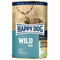 Happy Dog konzerva Wild pur 400g