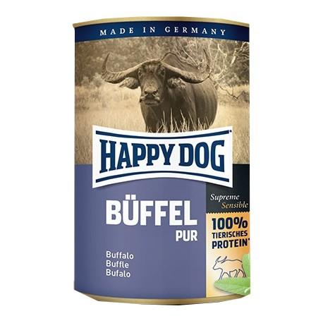 Happy Dog konzerva Büffel pur 800g