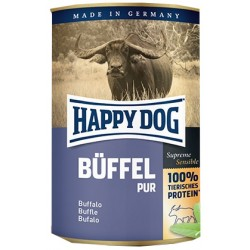 Happy Dog konzerva Büffel pur 400g