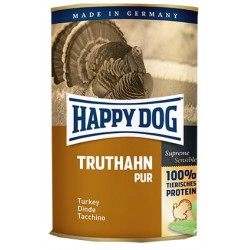 Happy Dog konzerva Truthahn pur 400g