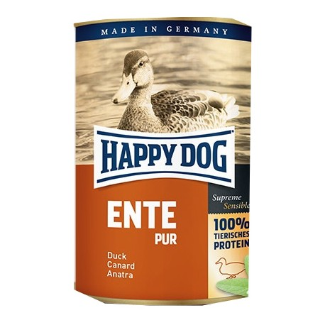 Happy Dog konzerva Ente pur 800g