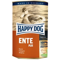 Happy Dog konzerva Ente pur 400g