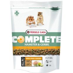 Versele Laga Complete Hamster & Gerbil- pre škrečkov a pieskomilov 500 g