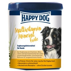 Happy Dog care plus Multivitamin-mineral Complete 700 g