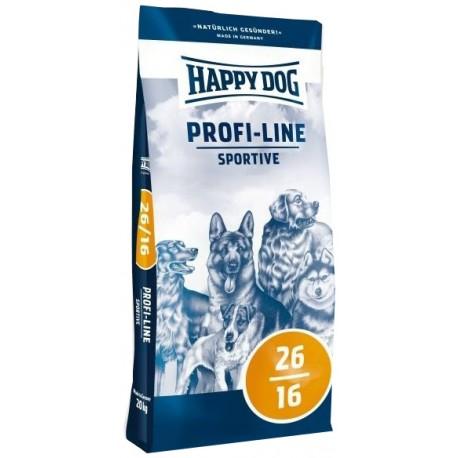 Happy Dog profiline sportive 20 kg