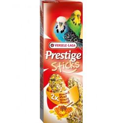 Versele Laga Prestige Sticks Budgies Honey 2 ks- tyčinky s medom pre andulky 60 g