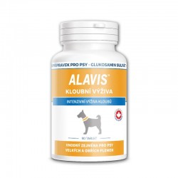Alavis kĺbová výživa pre psy 90 tabliet