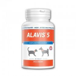 Alavis 5 pre psov a mačky 90 tabliet