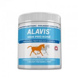ALAVIS MSM pre kone a pony 600 g