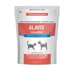 ALAVIS Calming pre psov a mačky 45 g/30 žuvacích tabliet
