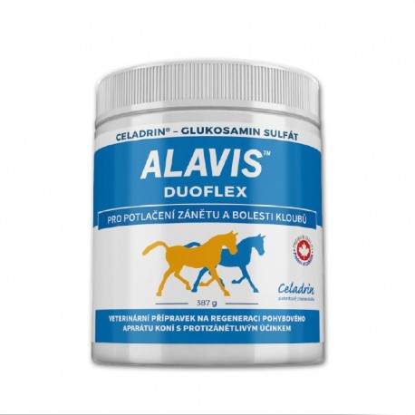 ALAVIS Duoflex pre kone plv. 387 g