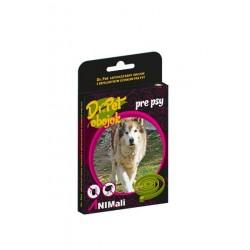 Dr.Pet antiparazitárny obojok pre psy s repelentným účinkom 75 cm BIELY