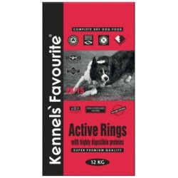 Kennel's Favourite Active Rings 12 Kg