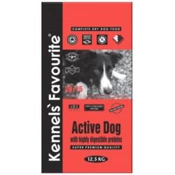 Kennel's Favourite Active Dog 12,5 kg