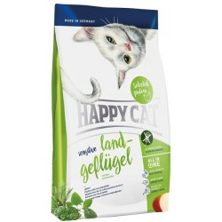 Happy cat sensitive bio hydina 4 kg