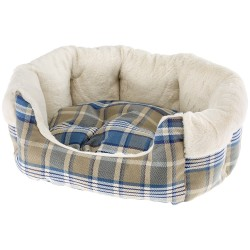 Ferplast Etoile 4 modrý pelech pre psov