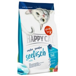 Happy cat sensitive morská ryba 4 kg