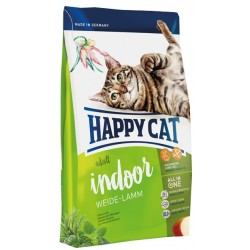 Happy cat indoor jahňa 4 kg