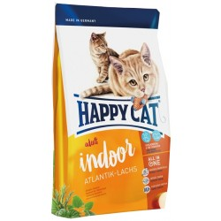 Happy cat indoor atlantik losos 4 kg