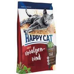 Happy cat Hovädzie 10 kg