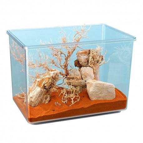 Ferplast Nettuno plastové akvárium Maxi
