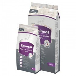 Eminent cat chicken 10 + 1 kg ZDARMA
