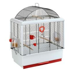 Ferplast Klietka pre malé vtáčiky Palladio 3 Black