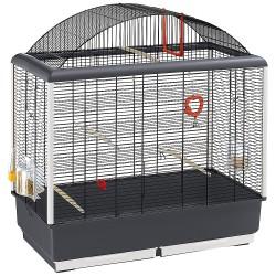 Ferplast Klietka pre vtáčiky Palladio 5 Black