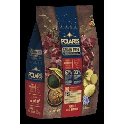 Polaris dog Grain Free Adult All Breed Beef & Turkey 12 kg