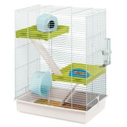 Ferplast klietka pre škrečky a malé hlodavce Hamster Tris