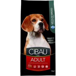 CIBAU dog adult medium 2.5 kg