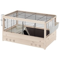 Ferplast klietka pre králika a morčatá Arena 80 black