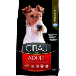 CIBAU dog adult mini 2.5 kg
