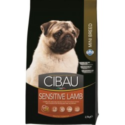 CIBAU dog sensitive lamb mini 2,5 kg