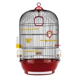 Ferplast Diva Black klietka pre kanáriky a malé vtáky