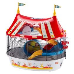 Ferplast Circus Fun klietka pre škrečka a malé hlodavce