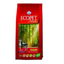 ECOPET N dog adult maxi 12 kg + 2 kg