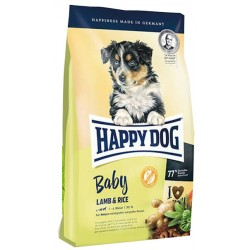 Happy Dog Baby lamb&rice 18 kg