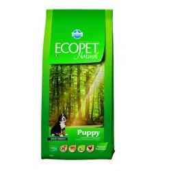 ECOPET N dog puppy maxi 12 kg + 2 kg