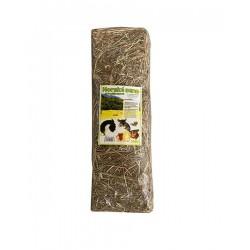 Seno pre hlodavce horské s bylinami 500 g