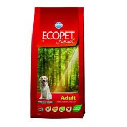 ECOPET N dog adult medium 2,5 kg