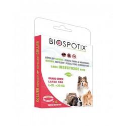 BIOGANCE Biospotix Large dog L-XL Obojok s repelentným účinkom 75 cm (nad 30 kg)