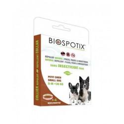 BIOGANCE Biospotix Small dog S-M Obojok s repelentným účinkom 38 cm (do 30 kg)