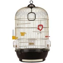 Ferplast Diva Brass mosadzná  klietka pre kanáriky a malé vtáky