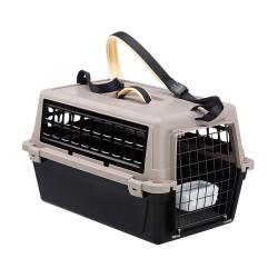 Ferplast Atlas 10 trendy plus prepravka pre psy a mačky čierna