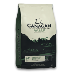 CANAGAN Free-Run Chicken 12 kg + 2 kg