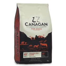 CANAGAN Grass Fed Lamb 12 kg + 2 kg