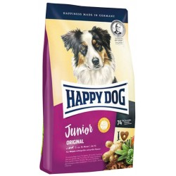 Happy Dog Original Medium&Maxi Junior 10 kg + 2 kg ZDARMA