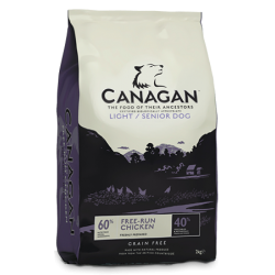 CANAGAN Light Senior 12 kg